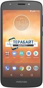 Motorola Moto E5 Play ДИНАМИК МИКРОФОН