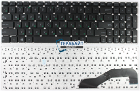 Клавиатура для ноутбука ASUS R540BA