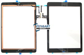 Ipad Air ( ipad 5 ) A1823 Тачскрин сенсор стекло