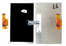 Матрица для планшета Samsung SM-T116 Galaxy Tab 3 Lite VE