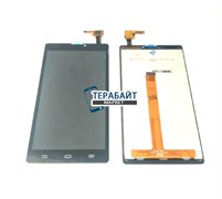 Модуль (дисплей + тачскрин) ZTE Blade L2 черный