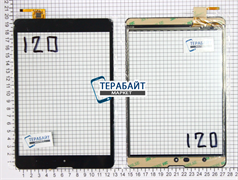 Тачскрин для планшета Texet ТМ-7878