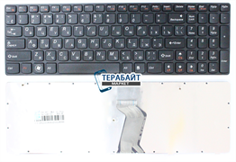Клавиатура для ноутбука Lenovo V-117020NS1-RU