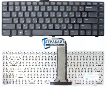 Клавиатура для ноутбука Dell Inspiron 7520-3531
