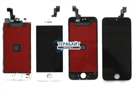 IPHONE 5S ТАЧСКРИН + ДИСПЛЕЙ В СБОРЕ (МОДУЛЬ)