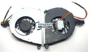 Кулер для ноутбука Toshiba Satellite L650 L650d L655 L655d L750 L755