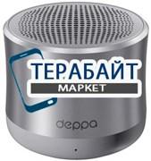 Deppa Speaker Alum Solo АККУМУЛЯТОР АКБ БАТАРЕЯ