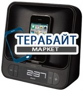 TDK Dual Charging Alarm Clock АККУМУЛЯТОР АКБ БАТАРЕЯ