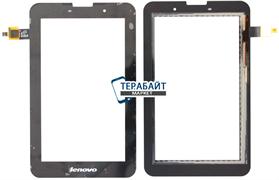 Тачскрин для планшета Lenovo IdeaTab A5000 черный