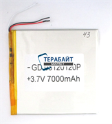 Аккумулятор для планшета SUPRA M921G