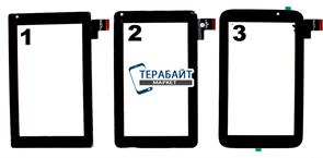 Тачскрин для планшета Prestigio MultiPad PMP3370B