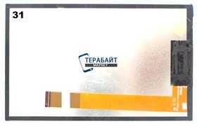 FY08021D127A19-1-FPC1-A МАТРИЦА ДИСПЛЕЙ