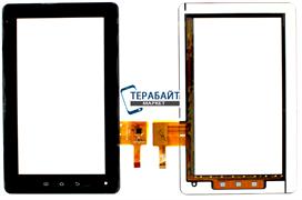 Тачскрин для планшета Texet TM-7025