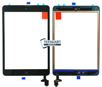 Тачскрин для планшета Ipad mini черный