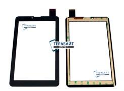 Тачскрин для планшета TurboPad 721 черный