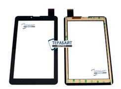 Тачскрин для планшета MS708 3G черный