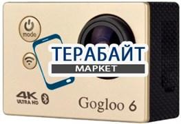Gogloo 6 Elite Edition 4К АККУМУЛЯТОР АКБ БАТАРЕЯ