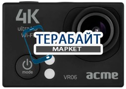 ACME VR06 Ultra HD Wi-Fi АККУМУЛЯТОР АКБ БАТАРЕЯ