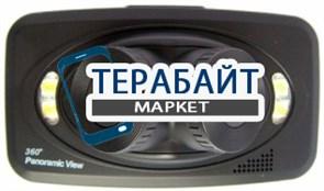 BELLFORT VR40 Fisheye HD 2 камеры АККУМУЛЯТОР АКБ БАТАРЕЯ