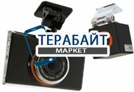 FINEVU CR-2000S 2 камеры GPS ГЛОНАСС АККУМУЛЯТОР АКБ БАТАРЕЯ