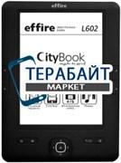effire CityBook L602 АККУМУЛЯТОР АКБ БАТАРЕЯ