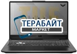 ASUS TUF Gaming A17 FX706 КЛАВИАТУРА ДЛЯ НОУТБУКА