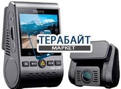 VIOFO A129 PRO DUO ULTRA 4K, 2 камеры, GPS АККУМУЛЯТОР АКБ БАТАРЕЯ