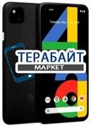 Google Pixel 4a ДИНАМИК МИКРОФОН