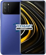 Xiaomi Poco M3 ДИНАМИК МИКРОФОН
