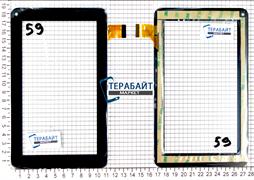 Тачскрин для планшета EXEQ P-1011 Фикситаб