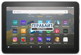 Amazon Kindle Fire HD 8 (2020) Ad-Supported МАТРИЦА ДИСПЛЕЙ ЭКРАН