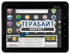 Тачскрин для планшета Prestigio MultiPad Pmp5080b