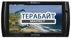 Тачскрин для планшета Prestigio MultiPad PMP5070C