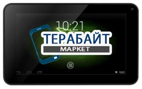 Тачскрин для планшета Overmax BasicTab 2