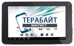 Тачскрин для планшета Point of View Mobii 742