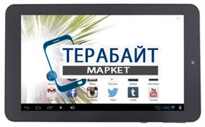 Тачскрин для планшета Point of View Mobii 722C