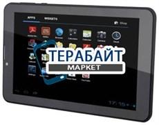 Тачскрин для планшета iRu Pad Master M717G 3G