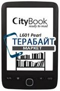 Аккумулятор для электронной книги effire CityBook L601 Pearl