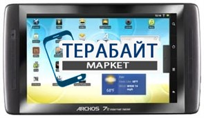 Аккумулятор для планшета Archos 70 internet tablet