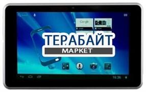 Тачскрин для планшета Apache R73