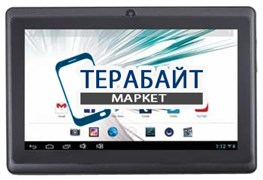 Тачскрин для планшета Point of View Mobii 743