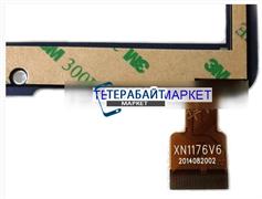 Тачскрин для планшета SUPRA M74AG
