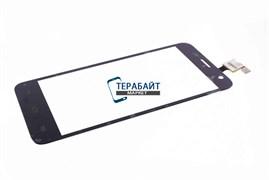 Сенсор (тачскрин) Alcatel OT6012X OT6012D черный