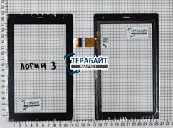 Тачскрин для планшета Мегафон Логин 3