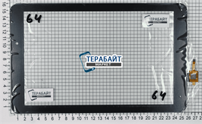 Тачскрин для планшета Digma Plane 10.3 3G