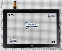 DEXP Ursus GX110 3G тачскрин