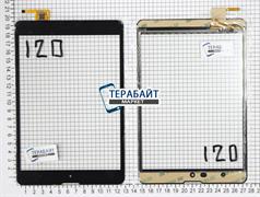 Тачскрин для планшета Texet TM-7877 черный