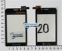 Fly IQ240 Whizz сенсор тачскрин для телефона