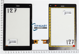 Тачскрин для планшета teXet TM-7055HD
