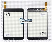 Тачскрин для планшета DEXP Ursus 8E2 mini 3G черный